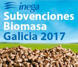 Salieron publicadas las subvenciones de biomasa a particulares para el 2017